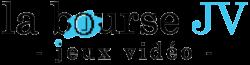 La bourse du Jeu Vidéo logo site